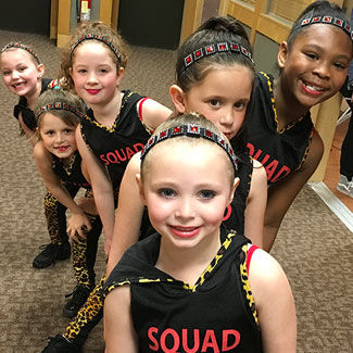 dance studios in odenton
